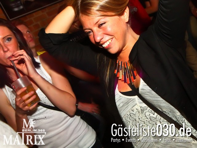 https://www.gaesteliste030.de/Partyfoto #8 Matrix Berlin vom 05.05.2012