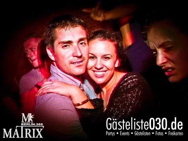 https://www.gaesteliste030.de/Partyfoto #86 Matrix Berlin vom 12.05.2012
