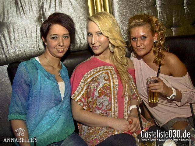 https://www.gaesteliste030.de/Partyfoto #2 Annabelle's Berlin vom 09.04.2012