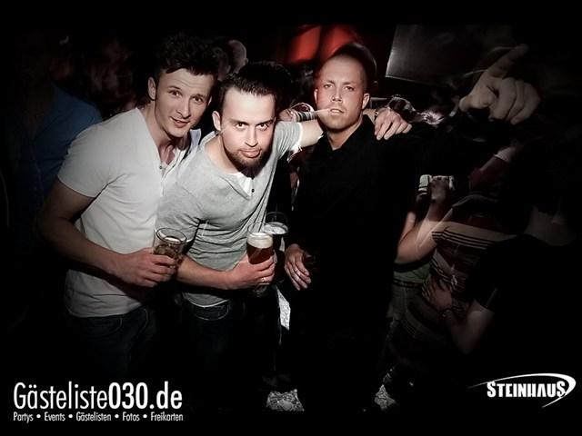 https://www.gaesteliste030.de/Partyfoto #73 Steinhaus Berlin vom 20.04.2012