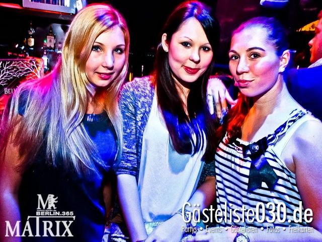 https://www.gaesteliste030.de/Partyfoto #67 Matrix Berlin vom 22.03.2012