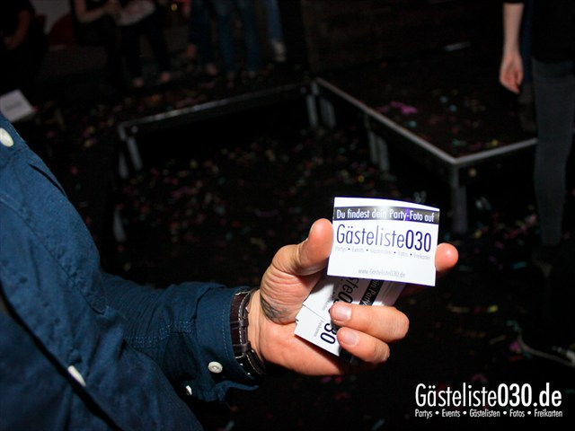 https://www.gaesteliste030.de/Partyfoto #41 Spindler & Klatt Berlin vom 08.04.2012