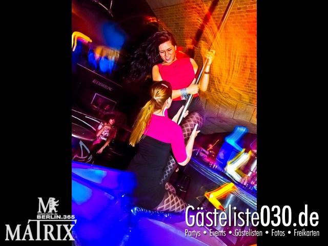 https://www.gaesteliste030.de/Partyfoto #30 Matrix Berlin vom 20.04.2012