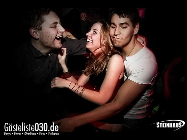 https://www.gaesteliste030.de/Partyfoto #63 Steinhaus Berlin vom 20.04.2012