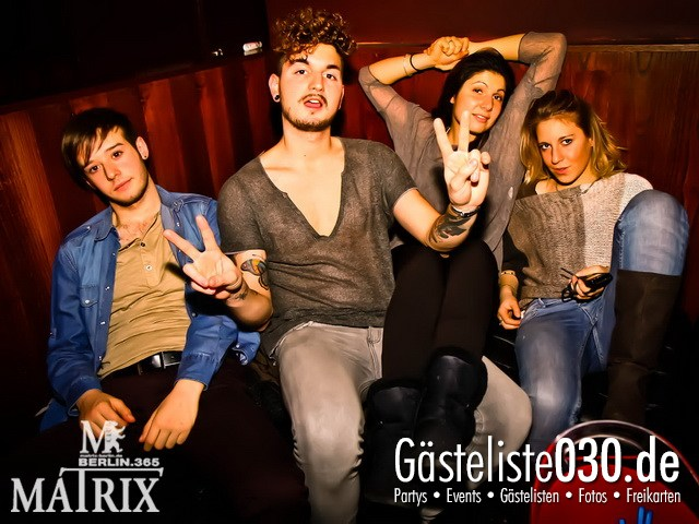 https://www.gaesteliste030.de/Partyfoto #2 Matrix Berlin vom 12.01.2012