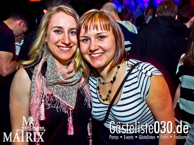 https://www.gaesteliste030.de/Partyfoto #29 Matrix Berlin vom 29.03.2012