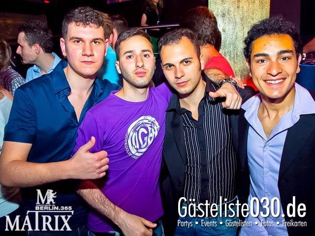https://www.gaesteliste030.de/Partyfoto #18 Matrix Berlin vom 10.05.2012