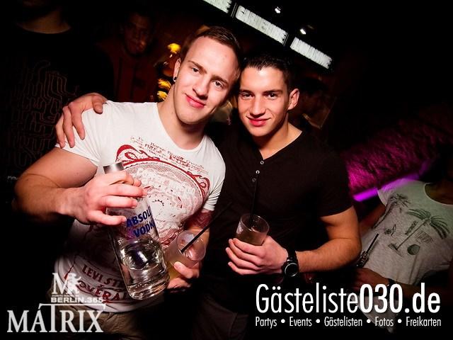 https://www.gaesteliste030.de/Partyfoto #20 Matrix Berlin vom 05.01.2012