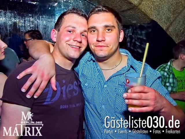 https://www.gaesteliste030.de/Partyfoto #75 Matrix Berlin vom 25.04.2012