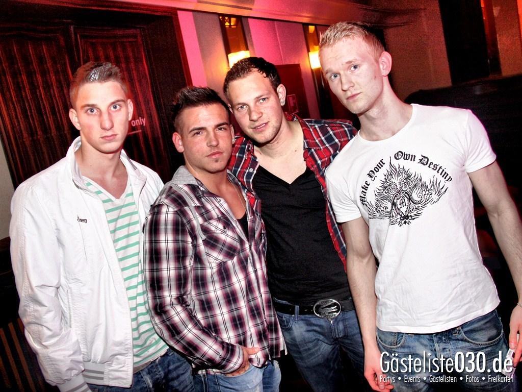 Partyfoto #51 Goya 09.03.2012 Wilde Partynacht