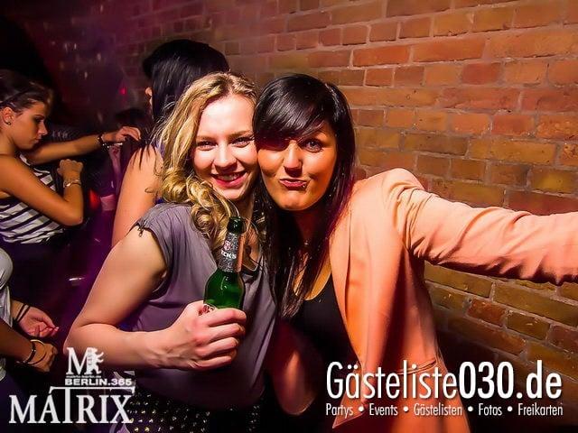 https://www.gaesteliste030.de/Partyfoto #39 Matrix Berlin vom 16.05.2012