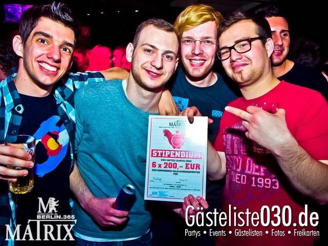 https://www.gaesteliste030.de/Partyfoto #22 Matrix Berlin vom 19.04.2012