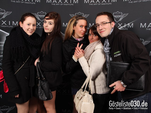 https://www.gaesteliste030.de/Partyfoto #51 Maxxim Berlin vom 30.03.2012