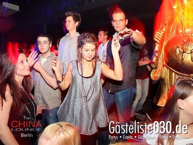 https://www.gaesteliste030.de/Partyfoto #30 China Lounge Berlin vom 13.01.2012
