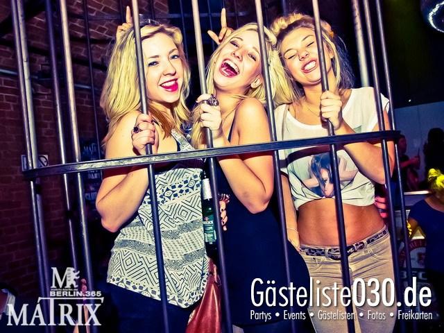 Partypics Matrix 22.02.2012 Allure
