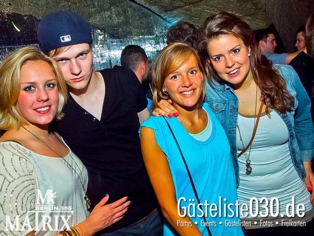 https://www.gaesteliste030.de/Partyfoto #18 Matrix Berlin vom 25.04.2012