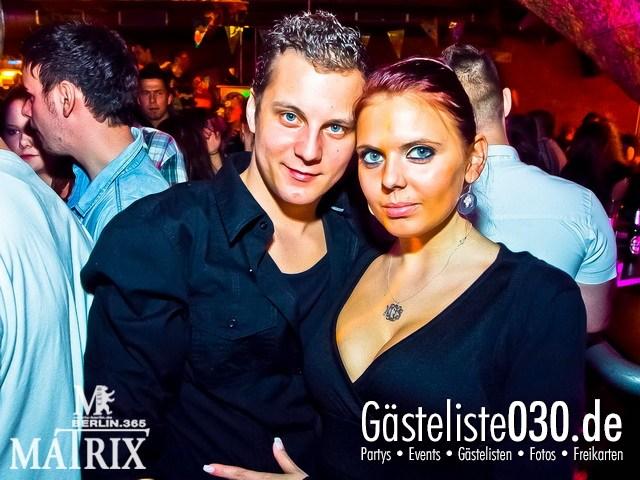 https://www.gaesteliste030.de/Partyfoto #40 Matrix Berlin vom 07.04.2012
