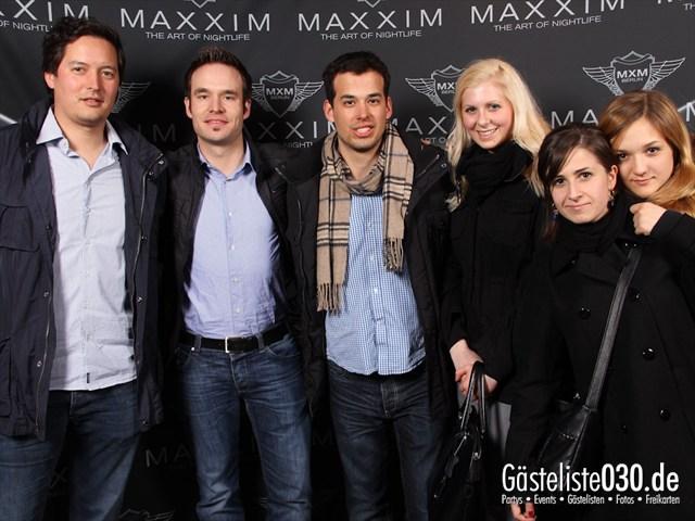 https://www.gaesteliste030.de/Partyfoto #18 Maxxim Berlin vom 30.03.2012