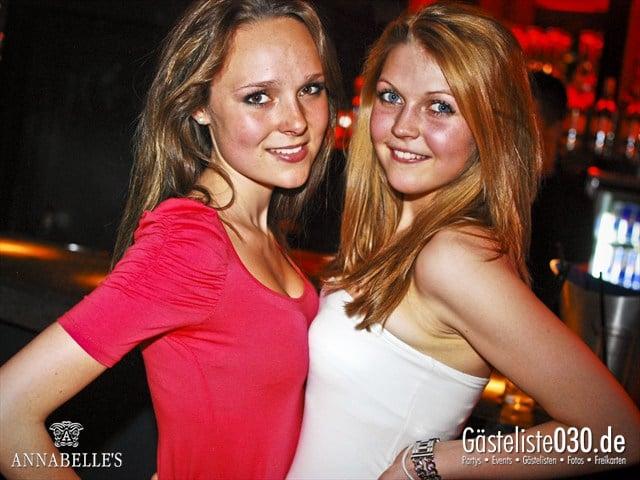 https://www.gaesteliste030.de/Partyfoto #8 Annabelle's Berlin vom 13.04.2012