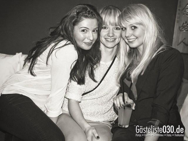 https://www.gaesteliste030.de/Partyfoto #6 Spindler & Klatt Berlin vom 13.04.2012