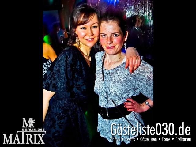 https://www.gaesteliste030.de/Partyfoto #9 Matrix Berlin vom 05.04.2012