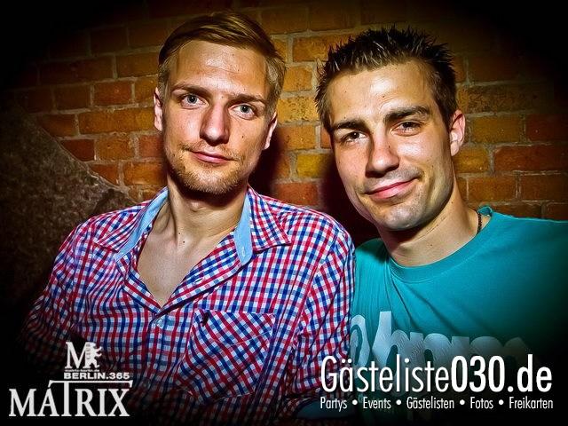 https://www.gaesteliste030.de/Partyfoto #80 Matrix Berlin vom 10.05.2012