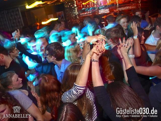https://www.gaesteliste030.de/Partyfoto #74 Annabelle's Berlin vom 11.04.2012