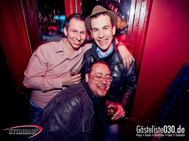 https://www.gaesteliste030.de/Partyfoto #44 Steinhaus Berlin vom 17.03.2012