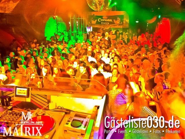 https://www.gaesteliste030.de/Partyfoto #18 Matrix Berlin vom 13.04.2012
