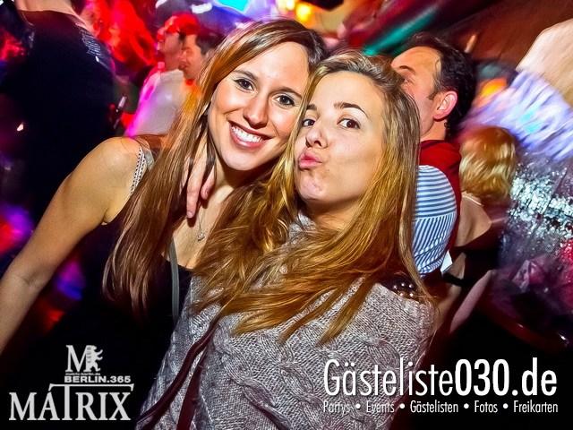 https://www.gaesteliste030.de/Partyfoto #19 Matrix Berlin vom 25.01.2012