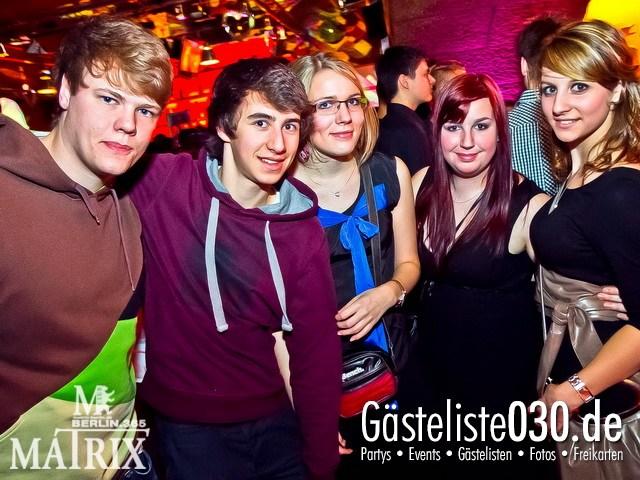 https://www.gaesteliste030.de/Partyfoto #8 Matrix Berlin vom 27.01.2012
