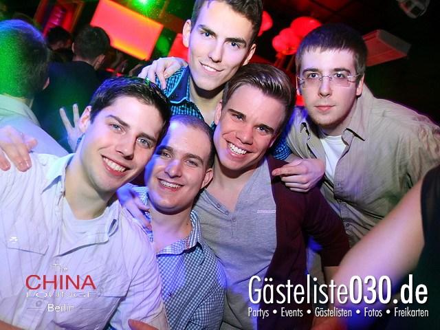 https://www.gaesteliste030.de/Partyfoto #48 China Lounge Berlin vom 13.01.2012