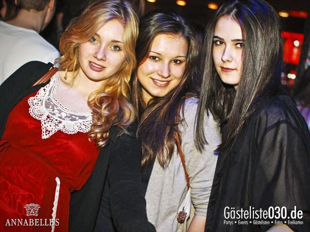 https://www.gaesteliste030.de/Partyfoto #33 Annabelle's Berlin vom 13.04.2012