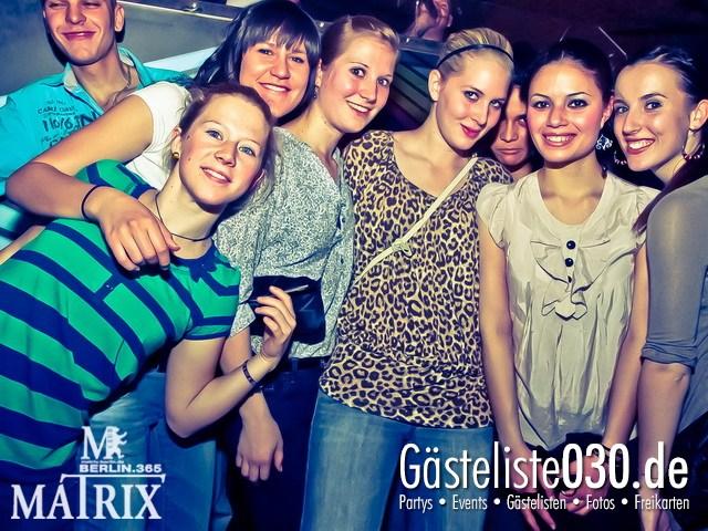 https://www.gaesteliste030.de/Partyfoto #74 Matrix Berlin vom 21.04.2012