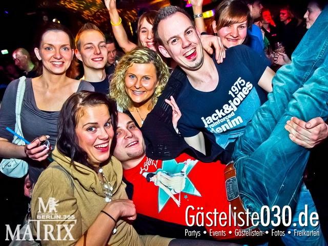 https://www.gaesteliste030.de/Partyfoto #66 Matrix Berlin vom 10.02.2012