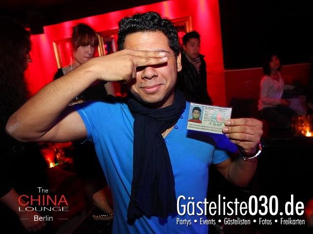 https://www.gaesteliste030.de/Partyfoto #111 China Lounge Berlin vom 13.01.2012