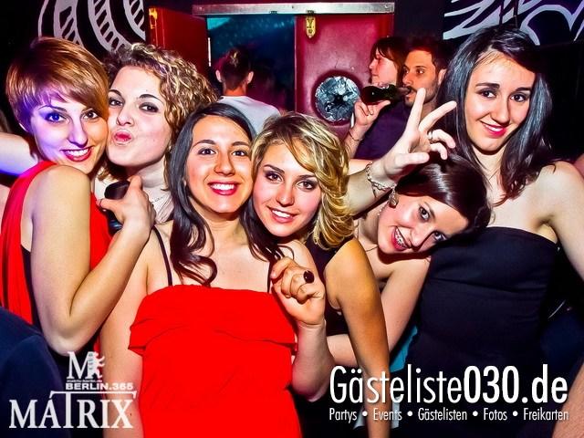 https://www.gaesteliste030.de/Partyfoto #83 Matrix Berlin vom 31.03.2012