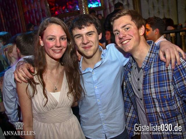 https://www.gaesteliste030.de/Partyfoto #83 Annabelle's Berlin vom 11.04.2012