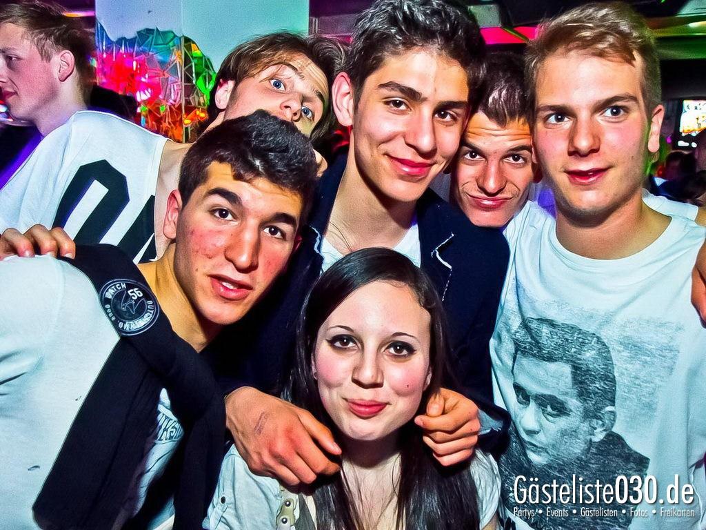 Partyfoto #49 Q-Dorf 28.03.2012 Die Berliner Clubnacht