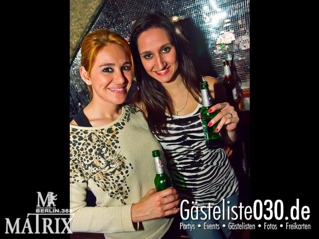 https://www.gaesteliste030.de/Partyfoto #62 Matrix Berlin vom 24.02.2012