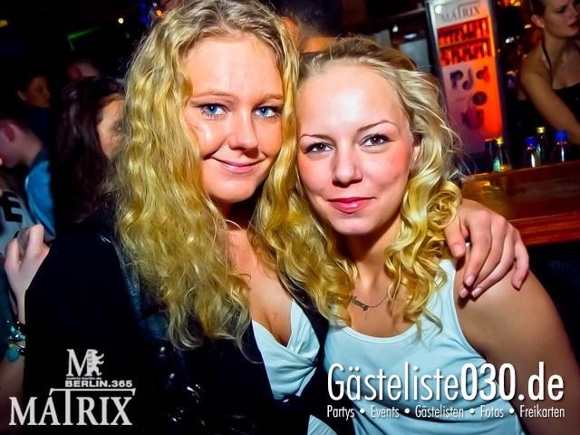 https://www.gaesteliste030.de/Partyfoto #50 Matrix Berlin vom 14.01.2012