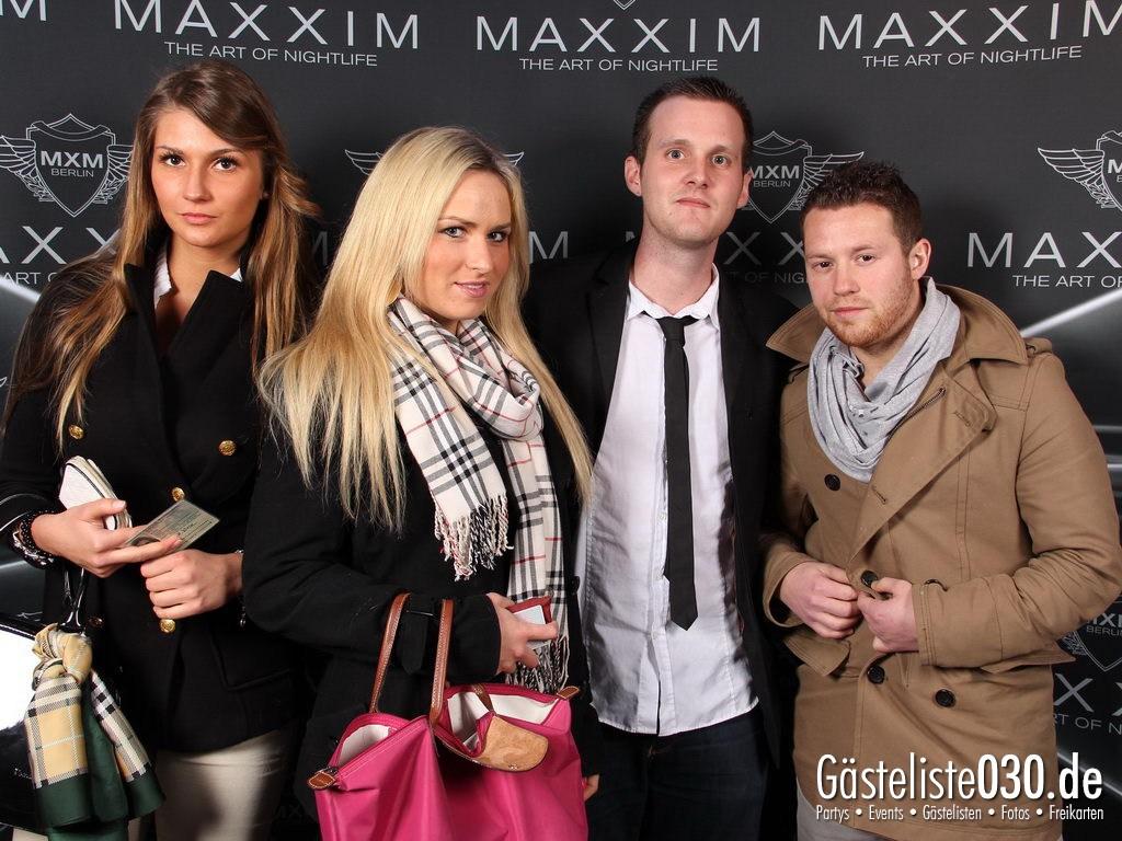 Partyfoto #48 Maxxim 23.03.2012 Goldkind