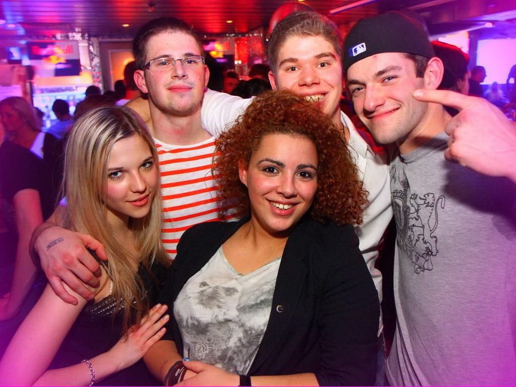 Partyfoto #49 Q-Dorf 01.02.2012 Die Berliner Clubnacht