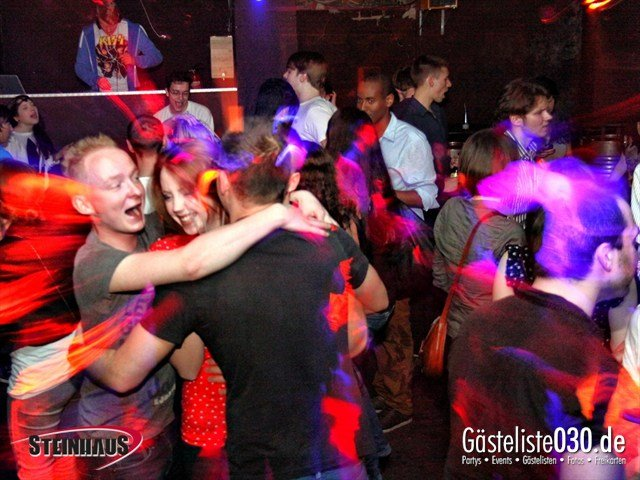 https://www.gaesteliste030.de/Partyfoto #61 Steinhaus Berlin vom 23.03.2012