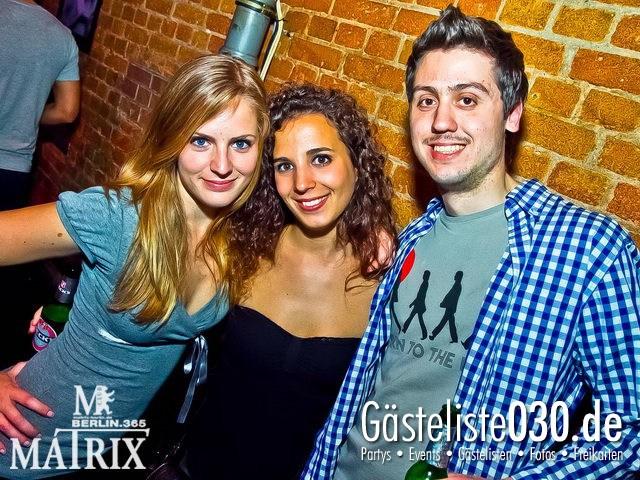 https://www.gaesteliste030.de/Partyfoto #17 Matrix Berlin vom 18.04.2012