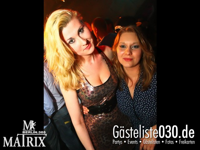 https://www.gaesteliste030.de/Partyfoto #55 Matrix Berlin vom 05.05.2012