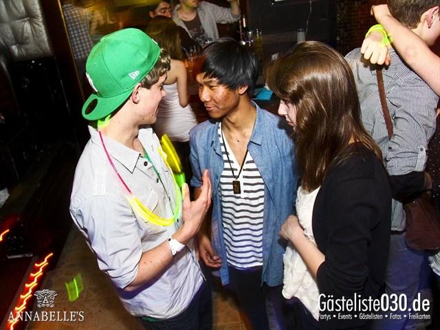 https://www.gaesteliste030.de/Partyfoto #127 Annabelle's Berlin vom 10.04.2012