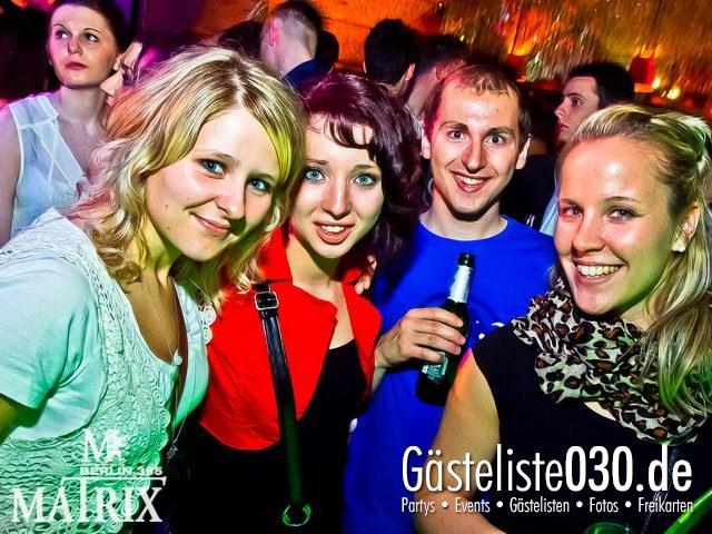 https://www.gaesteliste030.de/Partyfoto #26 Matrix Berlin vom 12.04.2012