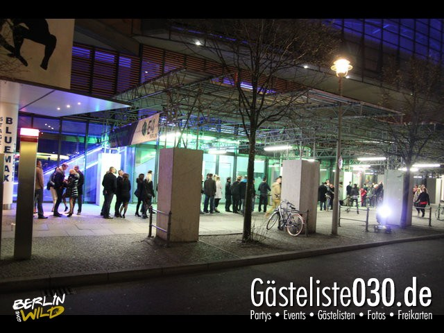 Partypics E4 14.04.2012 Berlin Gone Wild