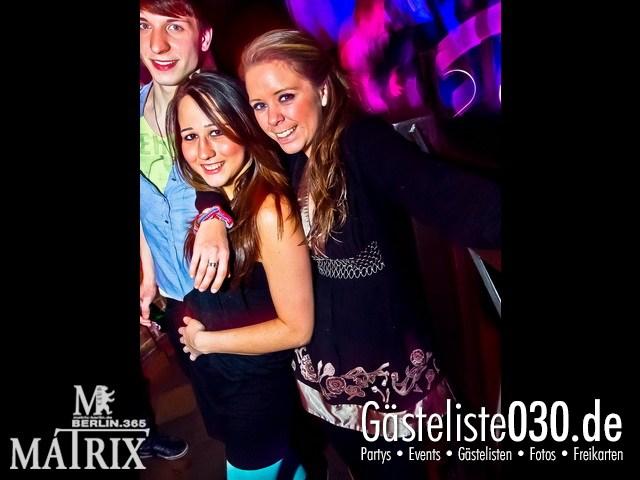 https://www.gaesteliste030.de/Partyfoto #57 Matrix Berlin vom 10.02.2012